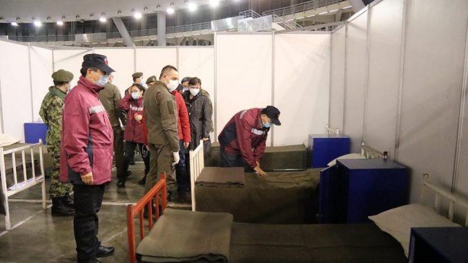 Vulin sa kineskim lekarima na Beogradskom sajmu 4
