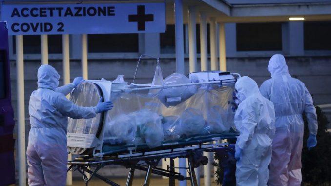 Još 349 osoba umrlo u Italiji od korona virusa, broj mrtvih prešao 2.100 1