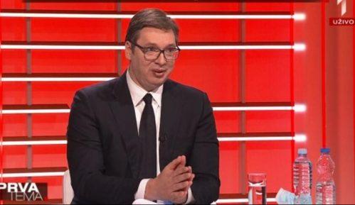 Vučić: Pravićemo nove privremene bolnice, jer Sajam neće biti dovoljan 4