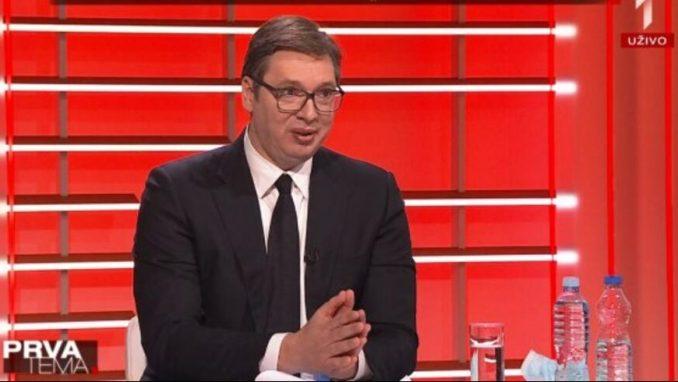Vučić: Pravićemo nove privremene bolnice, jer Sajam neće biti dovoljan 1