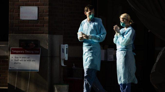 Slovenija: Ukupno 36 novoobolelih, brine stanje na odeljenjima intenzivne nege 1