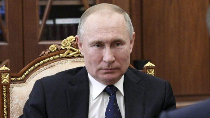 Putin nastavlja s radom na daljinu još najmanje nedelju dana 1