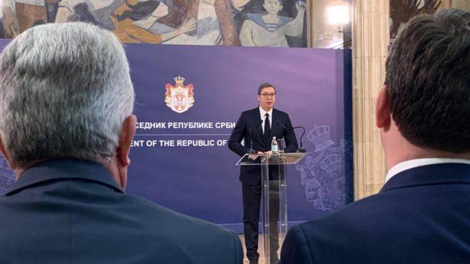 Vučić: Parlamentarni izbori 26. aprila, želim svima uspeh 3