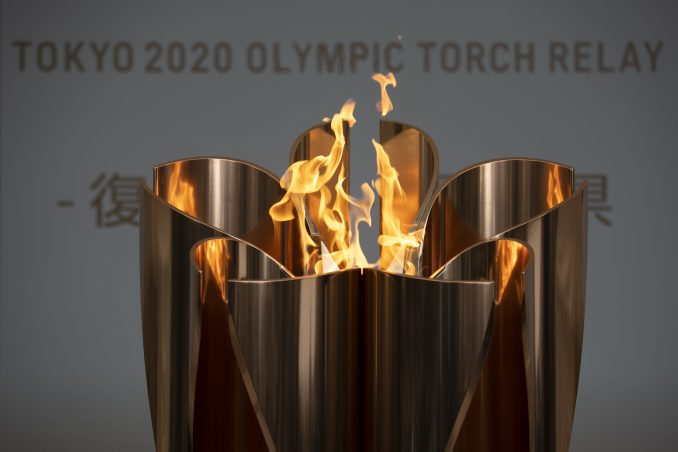 Olimpijski plamen povučen iz javnosti u Japanu 2