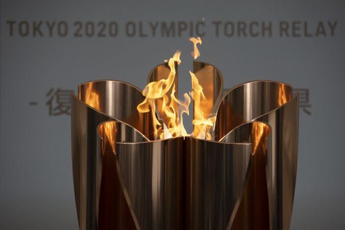 Olimpijski plamen ostaje u Fukušimi do kraja aprila 2