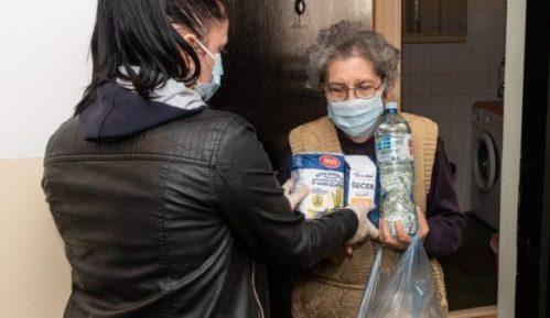 Zrenjanin: Kol centar zaživeo, počele isporuke hrane 5