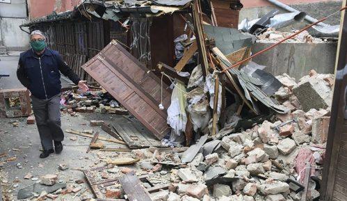 Jak zemljotres pogodio Zagreb 7