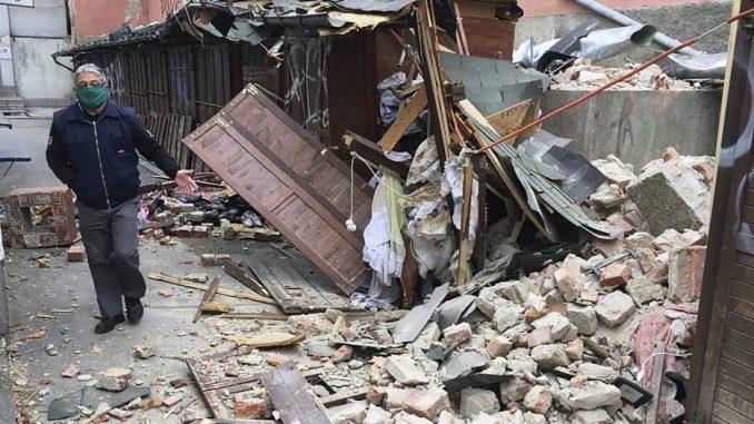 Jak zemljotres pogodio Zagreb 4