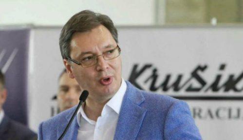 Vučić: Poslovodstvo Krušika pravilo promašaje, moraće da snosi posledice 11