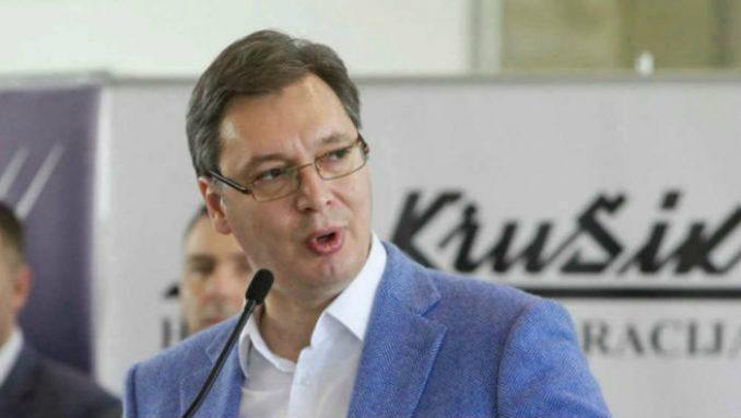 Vučić: Uskoro će organi stranke, pa ću biti samo predsednik građana 1