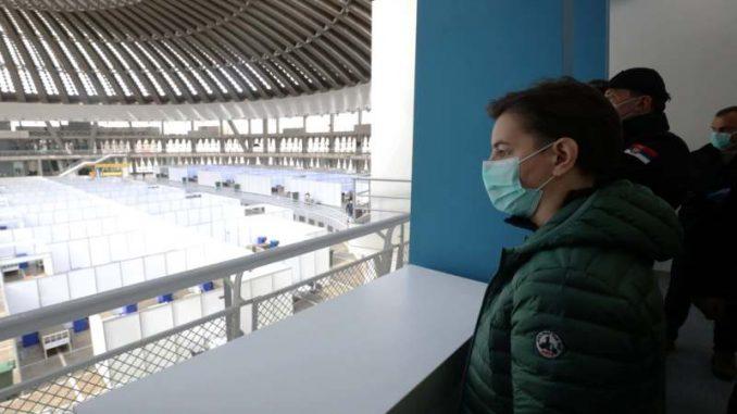 Brnabić: Domaći stručnjaci će se o budućim odlukama konsultovati sa medicinskim ekspertima iz Kine 2