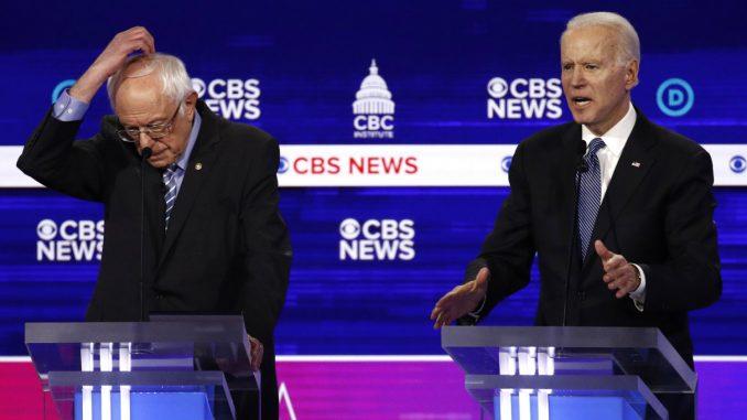 Bajden i Sanders večeras prvi put u debati jedan na jedan 5