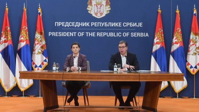 NVO: Tužilaštvo odbacilo prijavu protiv državnog vrha zbog protivustavnog uvođenja vanrednog stanja 1
