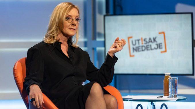 Olja Bećković: Uradila sam što bi i svaki novinar 2