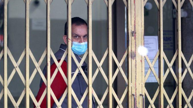 Oko 400 državljana Srbije koji su doputovali iz inostranstva smešteno u karantin na Karaburmi 1