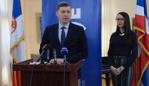 Zajedno za Srbiju: REM ćuti o Pinku 14