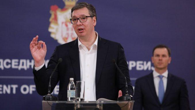 Vučić sa Sinišom Malim danas razgovarao o infrastrukturnim projektima 4