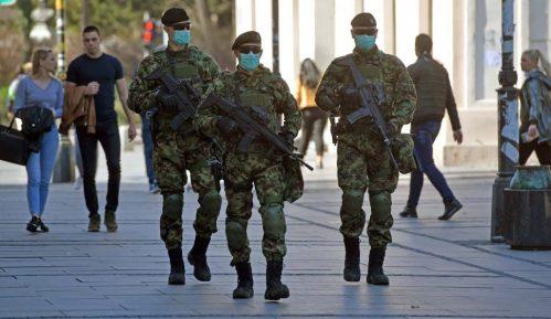 Rusi će dezinfikovati i kasarnu u Bačkoj Topoli gde je bilo slučajeva zaraženih pripadnika VS 2