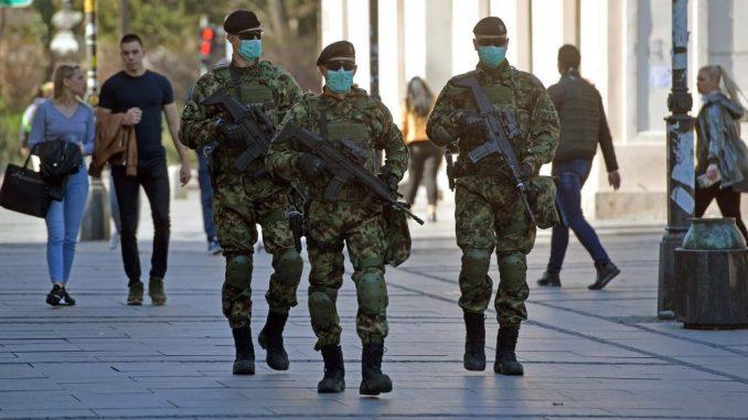 Rusi će dezinfikovati i kasarnu u Bačkoj Topoli gde je bilo slučajeva zaraženih pripadnika VS 1