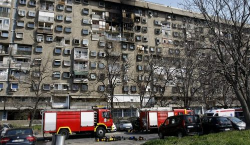 MUP: U požaru na Novom Beogradu poginulo šest osoba 15