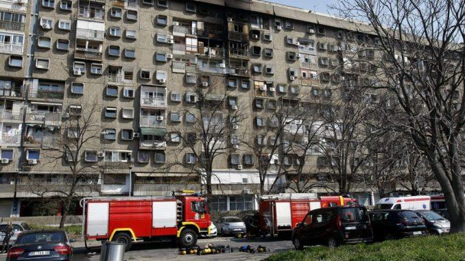 MUP: U požaru na Novom Beogradu poginulo šest osoba 2