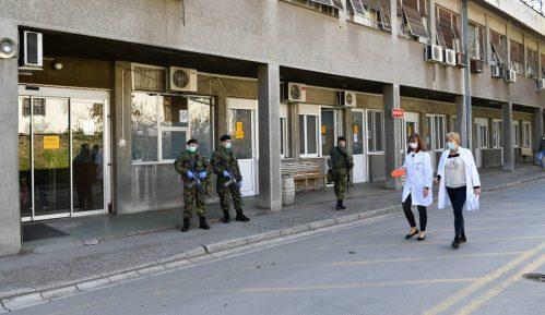 Gak: Medicinske sestre, čistačice i vozači iz predškolskih ustanova angažovani u bolnicama 11