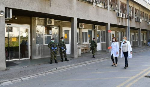 Gak: Medicinske sestre, čistačice i vozači iz predškolskih ustanova angažovani u bolnicama 1