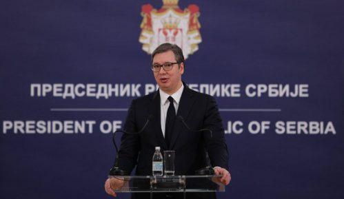Predsednik Srbije na sednici Vlade Srbije 9