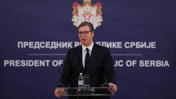 Vučić se zahvalio šeiku Muhamedu na pomoći Srbiji 2