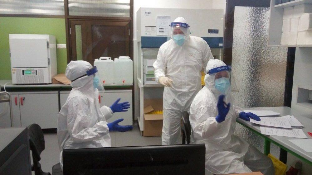 Vlada Srbije: Raspolažemo sa 260.000 PCR testova, netačni navodi da ih nema dovoljno 1