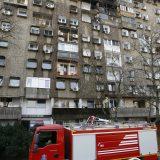 Vatrosagac i žena povređeni u požaru koji je izbio u kuhinji stana u Zemunu 11