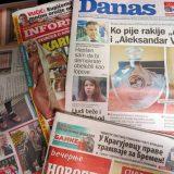 UNS: Vlada Srbije da usvoji mere za finansijski opstanak medija 12