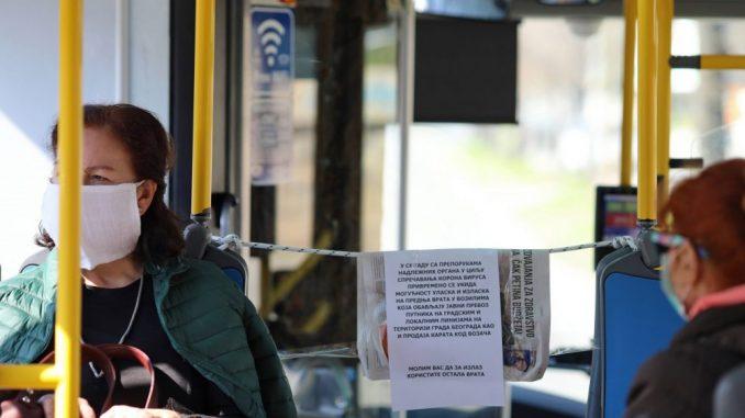 Nikodijević: Normalizacija linija javnog gradskog prevoza očekuje se posle 4. maja 2