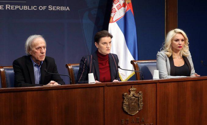 Ana Brnabić i Darija Kisić Tepavčević sutra primaju vakcinu protiv korona virusa 5