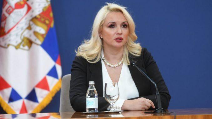 Kisić Tepavčević: Socijalna sigurnost za sve 1