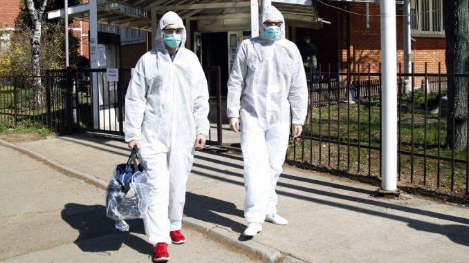 Epidemija: Pola godine upiranja prsta u građane 1