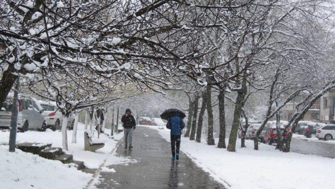 AMSS upozorava na sneg, jak vetar i smanjenu vidljivost 3