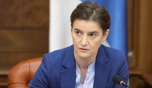 Brnabić: Tenzije u regionu se izazivaju kako bi se skrenula pažnja sa uspeha Srbije 5