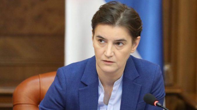 Ana Brnabić razgovarala sa predstavnicima delegacije MMF 2
