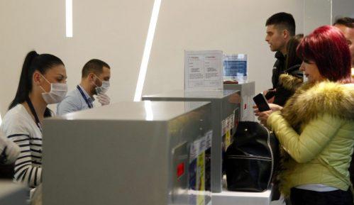 Na niškom aerodromu za 56 odsto manje putnika od početka godine 5