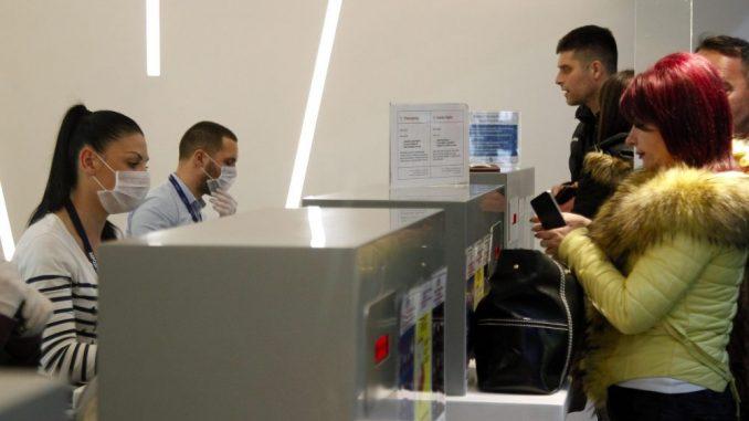 Na niškom aerodromu za 56 odsto manje putnika od početka godine 3