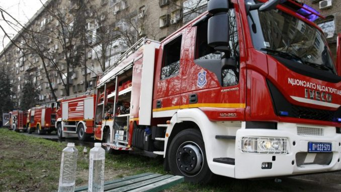MUP: Lokalizovan požar u vlasotinačkom vrtiću, nema povređenih 1