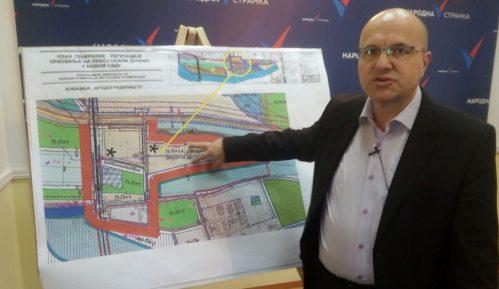 """Projekat """"Novi Sad na vodi"""" - poduhvat vredan nekoliko milijardi evra 13"""