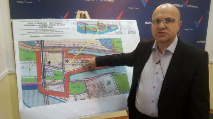 """Projekat """"Novi Sad na vodi"""" - poduhvat vredan nekoliko milijardi evra 1"""