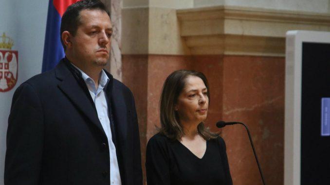 Stamenković (DJB): Poslanici da brane ustavni poredak 3