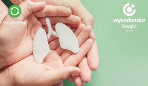 Donacija od milion dinara za kupovinu respiratora Vojvođanske banke 2