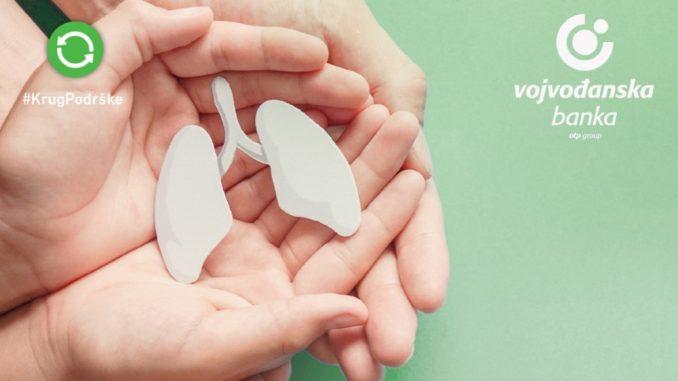 Donacija od milion dinara za kupovinu respiratora Vojvođanske banke 3