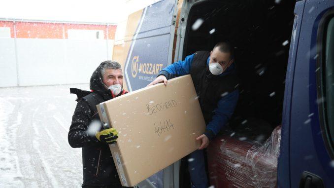 Mozzart i Koordinaciono telo pomažu sigurne kuće u Srbiji 3