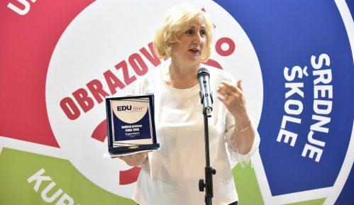 Dragana Matović omiljena profesorka u Srbiji 4