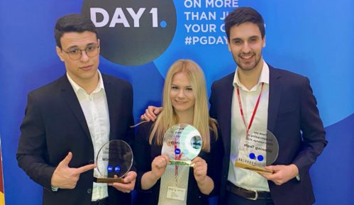 Srpski studentiu finalu P&G CEO globalnog Izazova 9